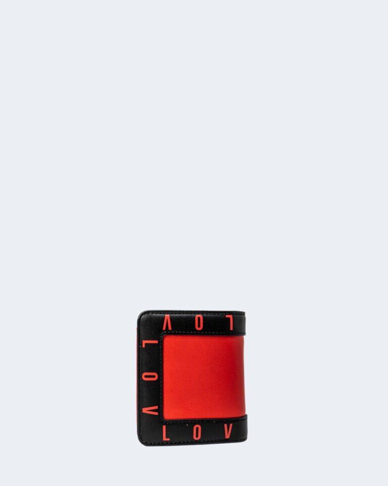 Portafoglio piccolo Love Moschino - Rosso - Foto 3