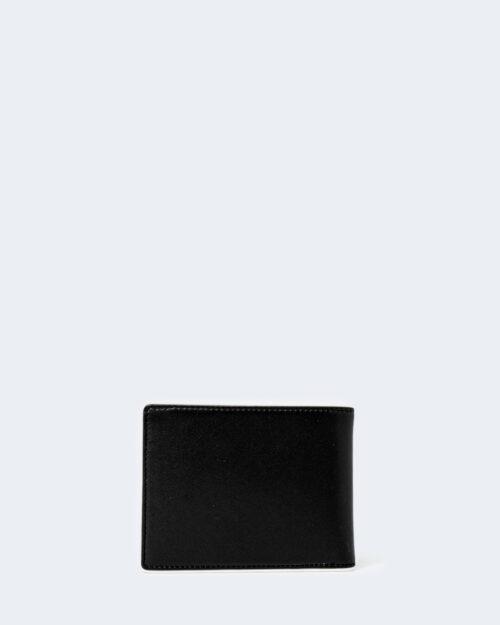 Portafoglio senza portamonete Armani Exchange BORDO BIANCO Nero – 71733
