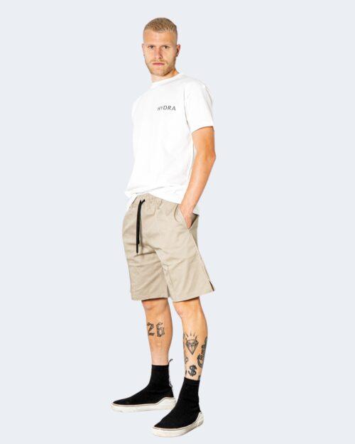 Shorts Hydra Clothing TINTA UNITA Beige – 72921