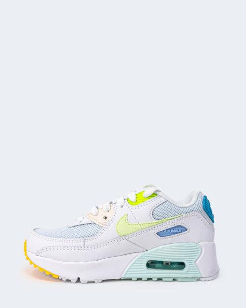 Sneakers Nike BAMBINA NIKE AIR MAX 90 PS Bianco – 72865