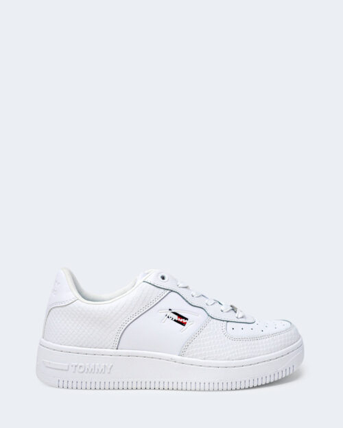 Sneakers Tommy Hilfiger TEXTURED Bianco – 72207