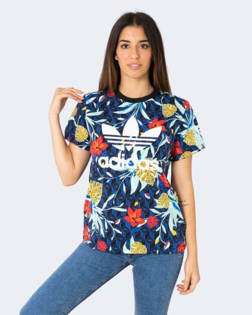T-shirt Adidas T-SHIRT Blu – 72751