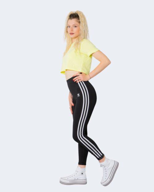 T-shirt Adidas – Giallo fluo – 72759