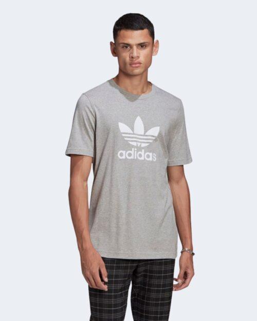 T-shirt Adidas TREFOIL Grigio Chiaro – 72688