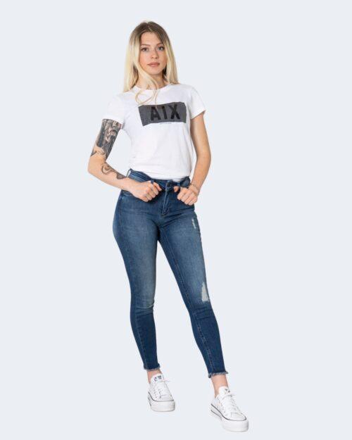T-shirt Armani Exchange – Bianco – 72537