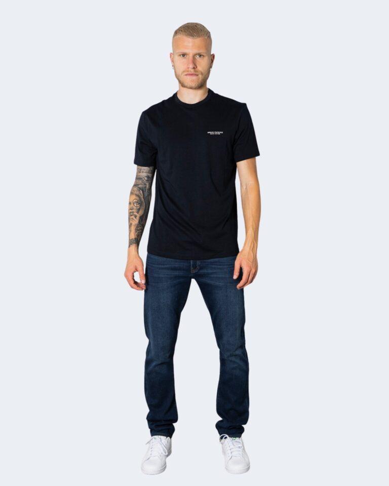T-shirt Armani Exchange - Blue scuro - Foto 2