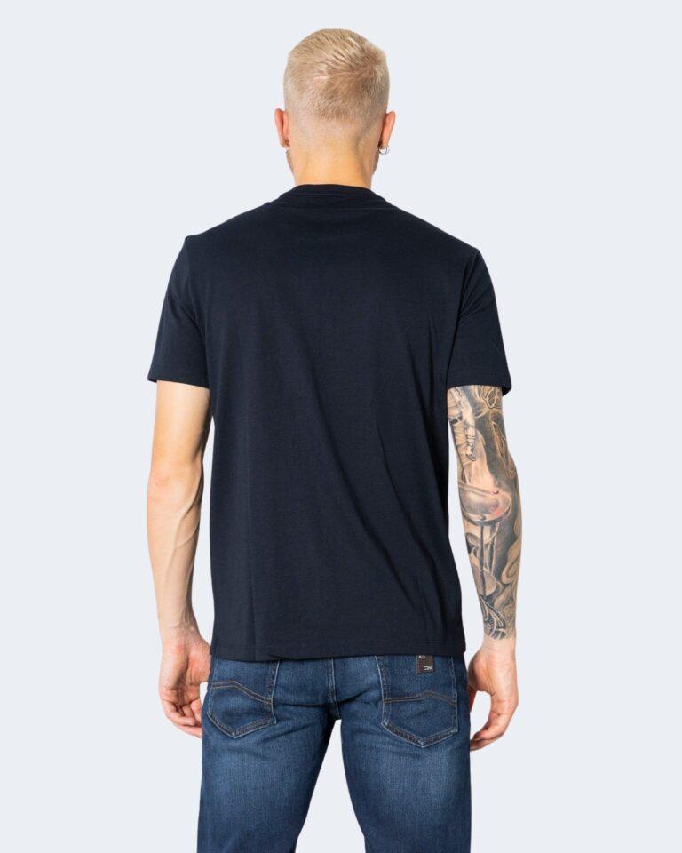 T-shirt Armani Exchange - Blue scuro - Foto 4