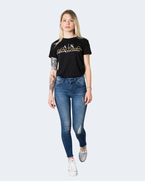 T-shirt Armani Exchange – Nero – 72536