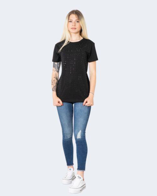 T-shirt Armani Exchange – Nero – 72538