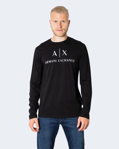 T-shirt Armani Exchange – Nero – 72531