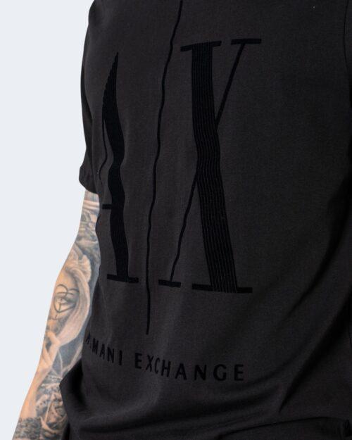 T-shirt Armani Exchange – Nero – 72532