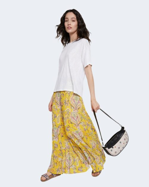 T-shirt Desigual CLEMENTINE Bianco – 65554
