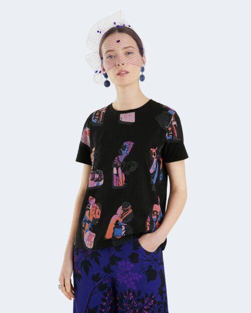 T-shirt Desigual SIENA Nero – 65545