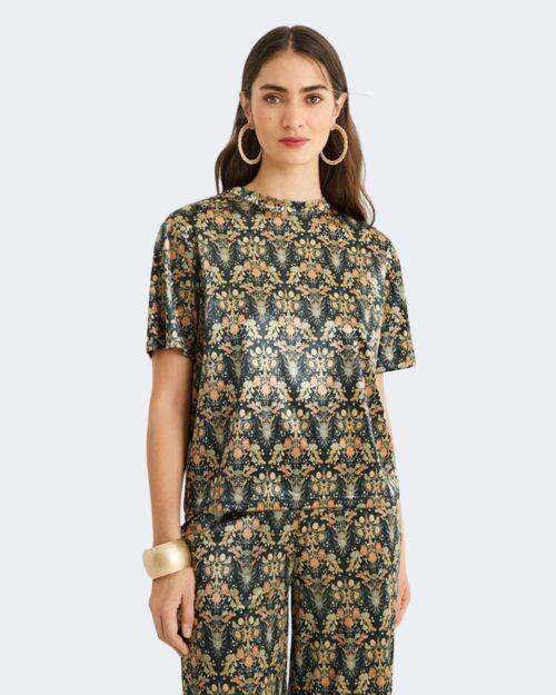 T-shirt Desigual pineda Oro – 72657