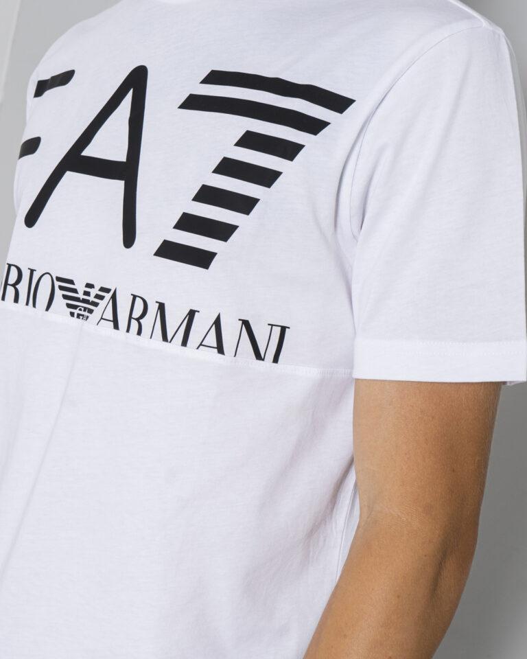 T-shirt EA7 - Bianco - Foto 2