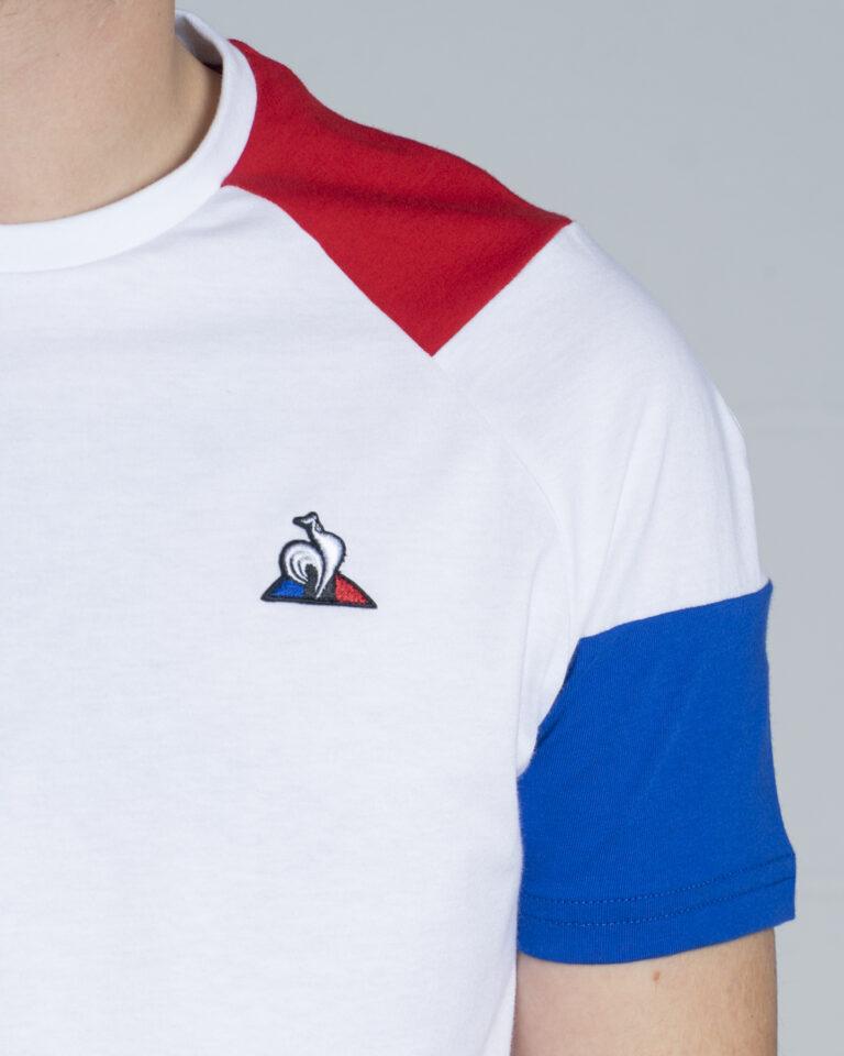 T-shirt LE COQ SPORTIF - Bianco - Foto 2