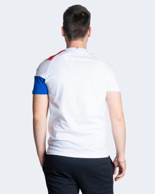 T-shirt LE COQ SPORTIF - Bianco - Foto 3