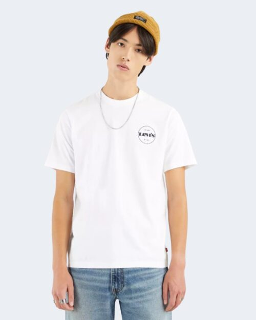 T-shirt Levi's® SS RELAXED FIT TEE LOGO 2 Bianco – 72673