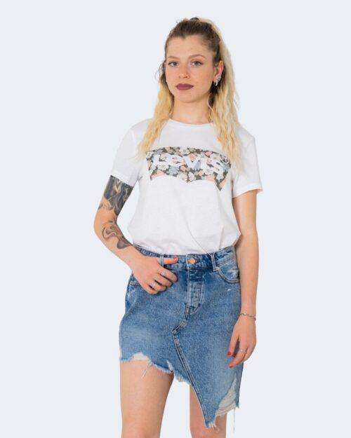 T-shirt Levi's® THE PERFECT Bianco – 71681