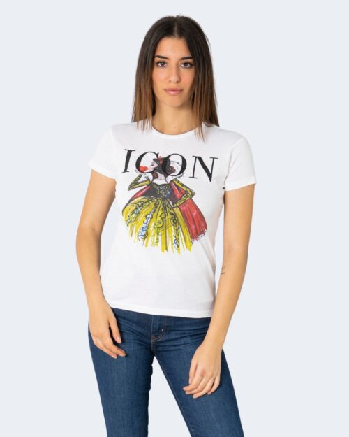 T-shirt Narciso BIANCANEVE Bianco – 72668