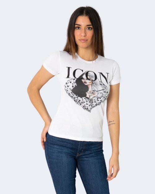 T-shirt Narciso CRUDELIA Bianco – 72660