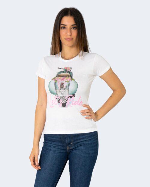 T-shirt Narciso VESPA Bianco – 72679