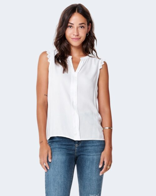 T-shirt Only KIMMI Bianco – 18483