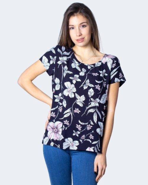 T-shirt Only First One Blue scuro – 40775
