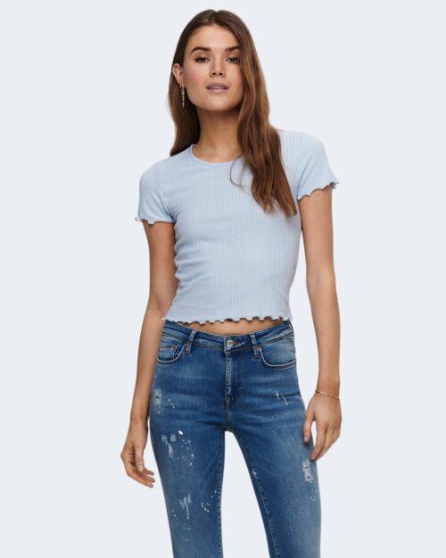 T-shirt Only EMMA Celeste – 45417
