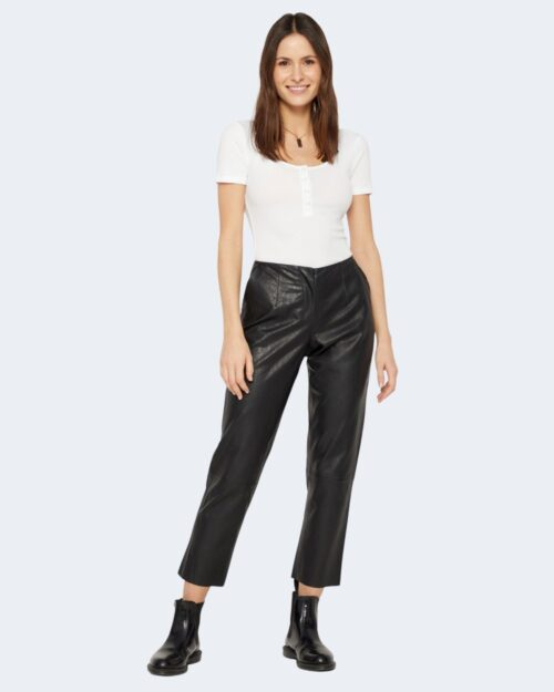 T-shirt Pieces Kitte SS Top Noos BC Bianco – 71472