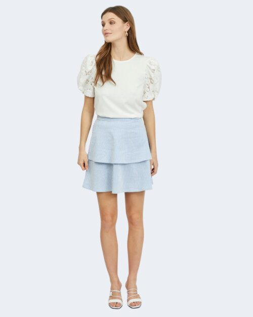 T-shirt Vila Clothes VIABRO Bianco – 62979