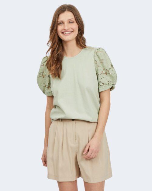 T-shirt Vila Clothes VIABRO Verde – 62979