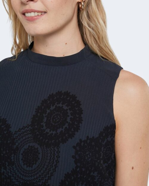 Vestito corto Desigual TORONTO Blu – 65688