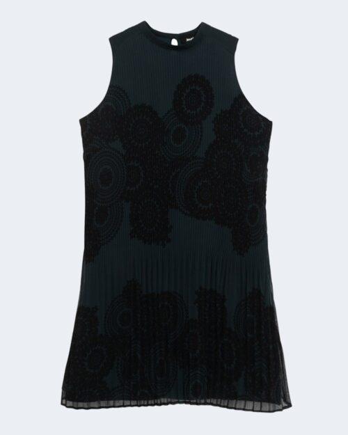 Vestito corto Desigual TORONTO Blu - Foto 4