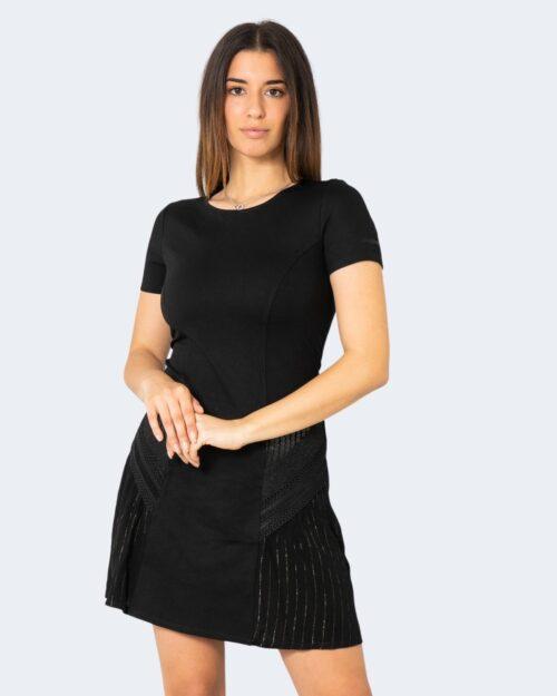 Vestito corto Desigual VEST CABRILS 21SWVKX5 Nero – 65398
