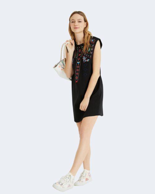 Vestito corto Desigual DEMI Nero – 65409