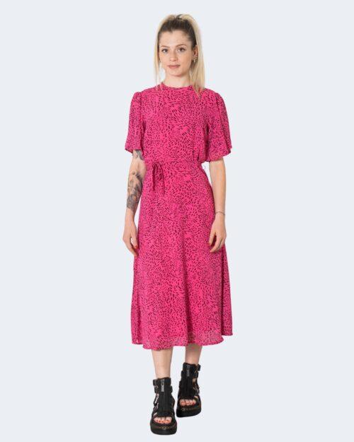 Vestito midi Vila Clothes CANDY Fuxia – 62949