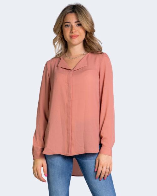 Camicia manica lunga Vila Clothes LUCY Rosa – 62958