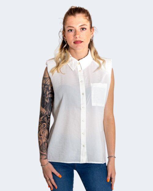 Camicia manica corta Only KALLI Bianco – 74161