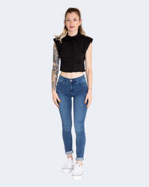 Camicia manica corta Only SIA Nero – 74190