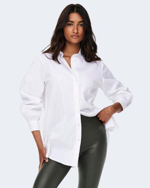 Camicia manica lunga Only NORA Bianco – 74184