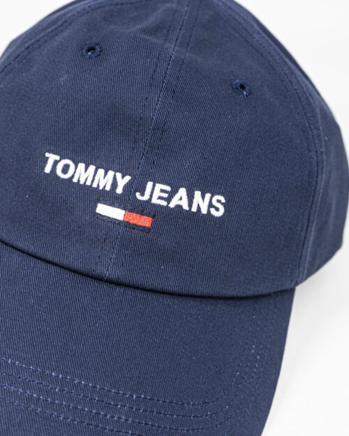 Cappello con visiera Tommy Hilfiger SPORT CAP Blu – 73051