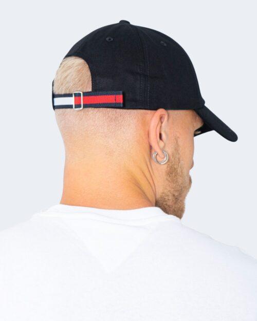 Cappello con visiera Tommy Hilfiger Jeans SPORT CAP Nero - Foto 3