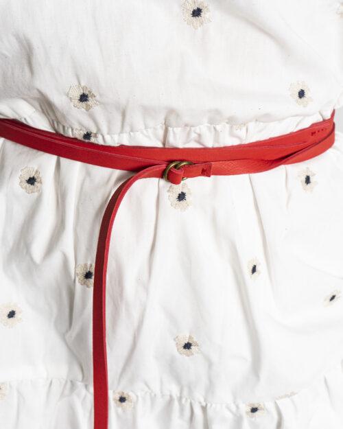 Cinta One.0 Cinturina Rondella Rosso – 73099