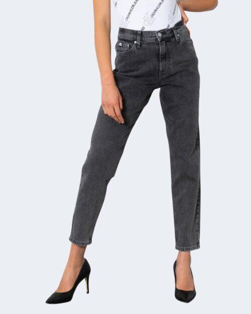Jeans mom Calvin Klein MOM JEAN Grigio – 72148