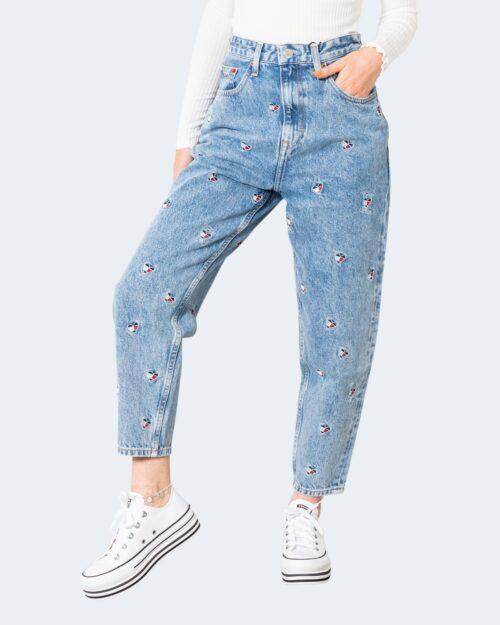 Jeans mom Tommy Hilfiger – Denim chiaro – 72168