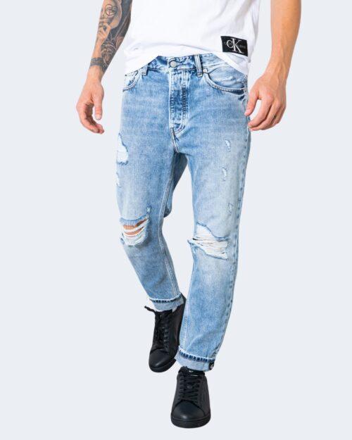 Jeans Calvin Klein DAD JEAN Denim chiaro – 72108