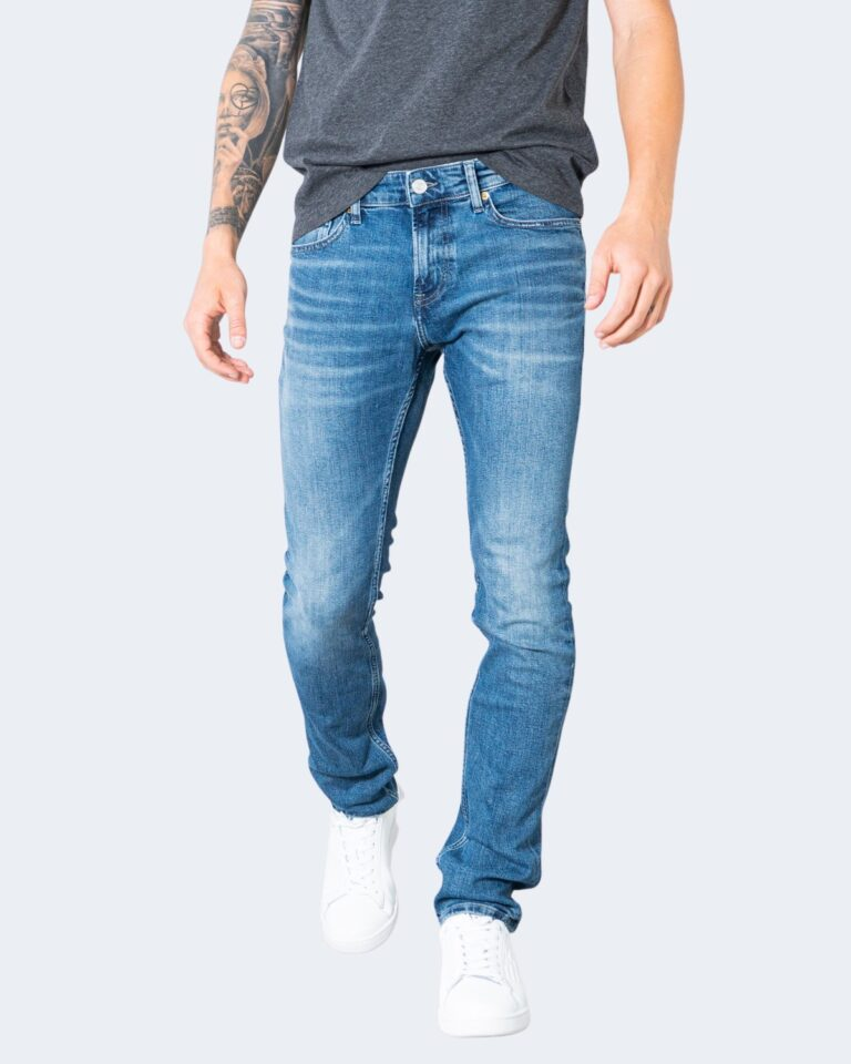 Jeans slim Tommy Hilfiger Jeans SCANTON SLIM AE137 E DM0DM10784 Denim - Foto 1