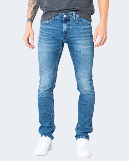 Jeans slim Tommy Hilfiger Jeans SCANTON SLIM AE137 E DM0DM10784 Denim - Foto 3