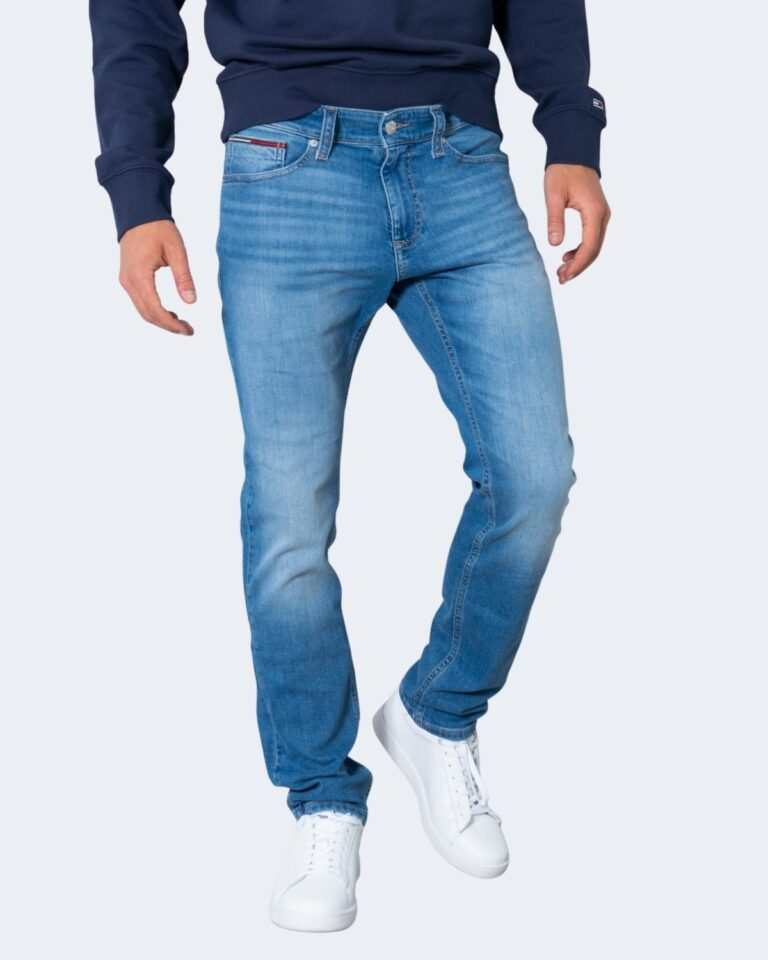 Jeans slim Tommy Hilfiger Jeans SCANTON SLIM AE118 L DM0DM10788 Denim chiaro - Foto 1